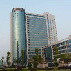 Jinlong Machinery Facility - R & D CENTER