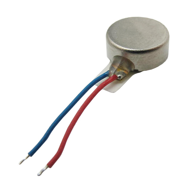 Vibration Motor Products - Coin Vibrations Motors with Brushes