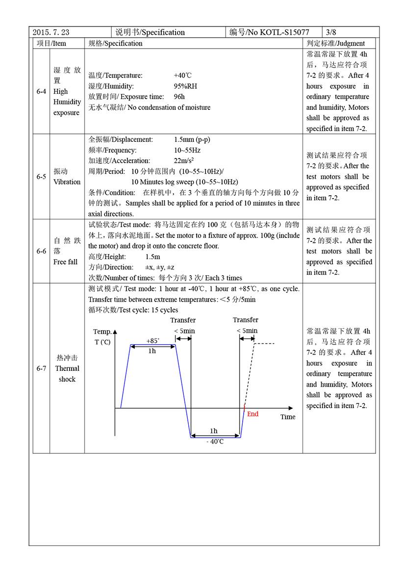 C1030Q001F Spring Contact Flat Pancake Vibration Motor 03