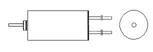 Micro Motors - WIRE LEAD TYPE