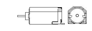 Micro Motors - SURFACE MOUNT TYPE