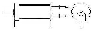 Micro Motors - WIRE LEAD W. PCB BRACKET