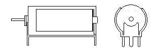 Micro Motors - THOUGH-HOLE PCB MOUNTED