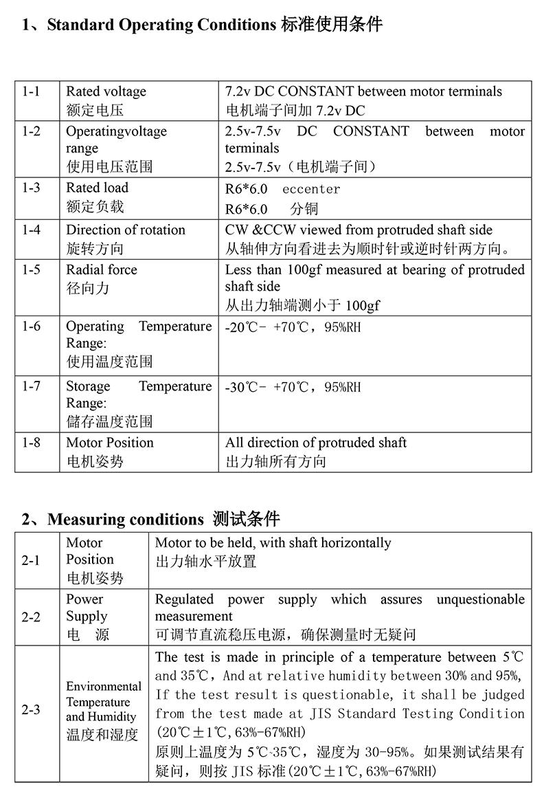 JP16-70E310 Cylindrical Vibration Motor 01