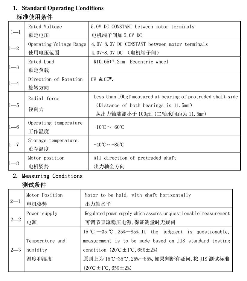 JQ24-35K270B Cylindrical Vibration Motor 01
