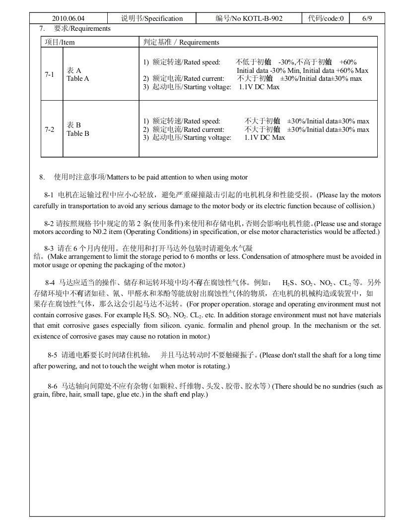 Z4TH5A0300061 Leaf Spring Contacts SMT Vibration Motor 04