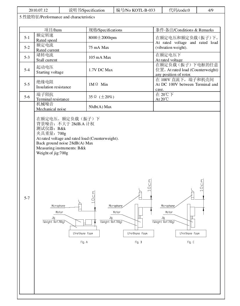 Z6SC0B0170081 PCB Mounted Thru Hole Vibration Motor 02