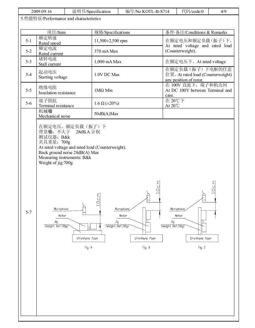 Z7AL2H1690002 Wire Leads Cylindrical Vibration Motor 02