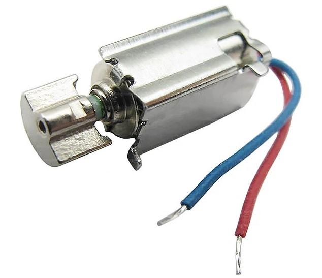 Z4TL2B03715452 Cylindrical Vibrator Motor