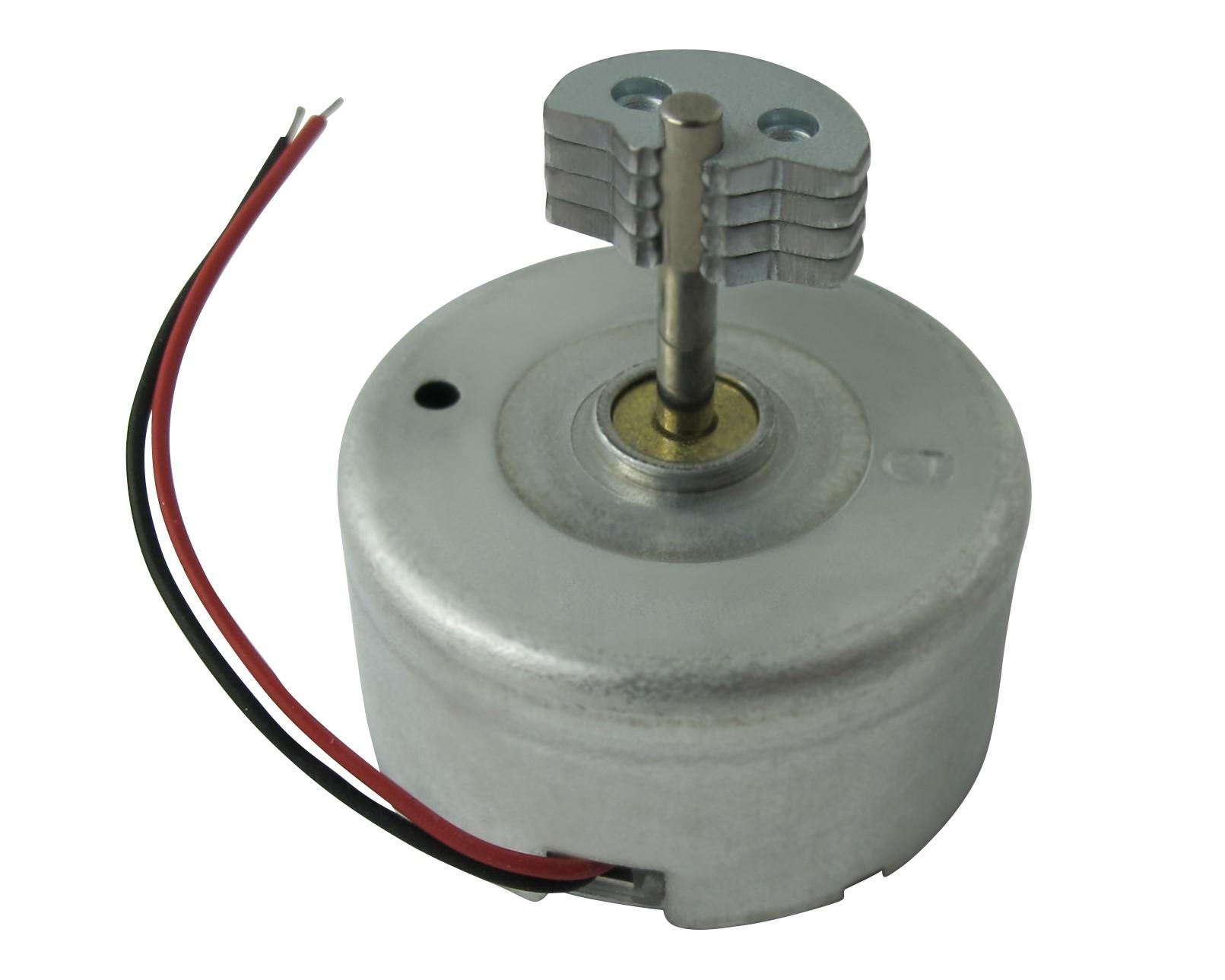 JQ24-35E400C Cylindrical Vibrator Motor