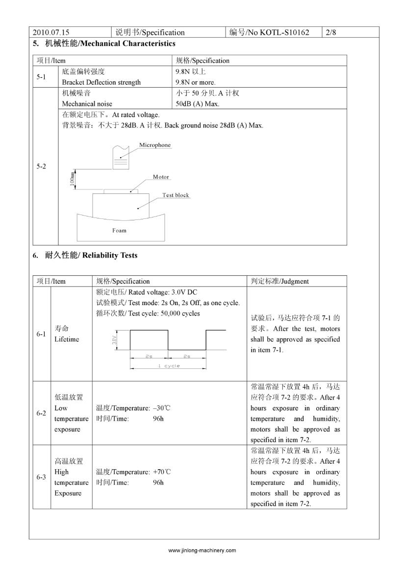C1027B001D Coin Vibration Motor 04
