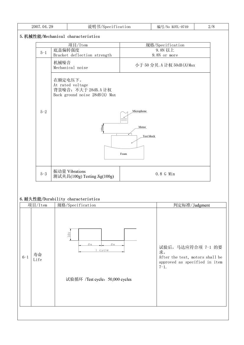 C1026B002F Coin Vibration Motor 04